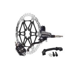 Hope Tech 3 E4 Disc Brake + Rotor Bundle