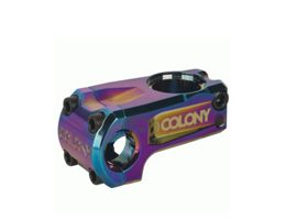 Colony Official BMX Stem - Rainbow