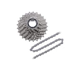 Shimano 105 5700 10 Speed Cassette Chain Bundle