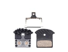 Shimano XTR-XT-SLX-Alfine J-Type Disc Brake Pads