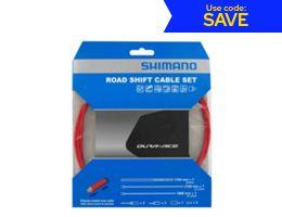 Shimano Dura-Ace 9000 Road Gear Cable Set