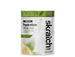 Skratch Labs Excercise Hydration Mix - Resealable Bag