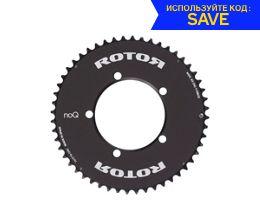 Rotor NoQ Round Aero Road Chainring