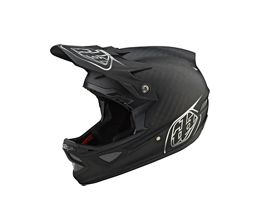 Troy Lee Designs D3 Carbon MIPS - Midnight Black