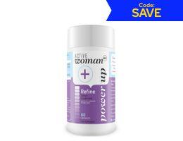 Bio-Synergy Active Woman Refine 60 Capsules