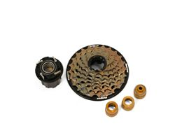 Hope 7 Speed DH Cassette + Freehub