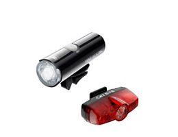 Cateye Volt 400 XC - Rapid Mini Light Set