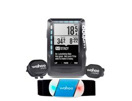 Wahoo ELEMNT GPS Cycle Computer Bundle