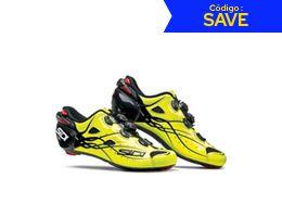 Sidi Shot Carbon 3-Bolt Road Shoe 2018
