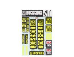 RockShox Decal Kit 35mm