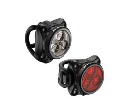 Lezyne Zecto Drive 250-80 Front + Rear Light Se