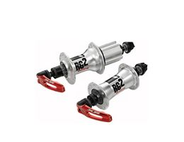 Miche Racing Box Pair of Hubs