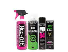 Muc-Off Team Sky Care bundle