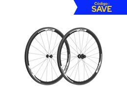 Prime RR-38 V2 Carbon Clincher Wheelset