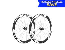 Prime RR-50 V2 Carbon Clincher Disc Wheelset