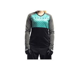 Nukeproof Blackline Womens Long Sleeve Jersey-Corp SS18