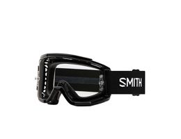 Smith Squad Mtb  Black Clear Single Lens SS18