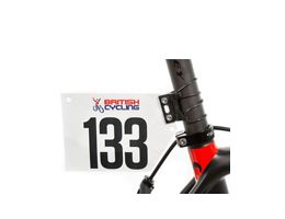 LifeLine Aero Race Number Holder
