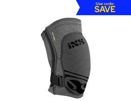 IXS Flow Zip Knee Guard 2018
