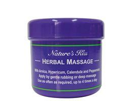 Natures Kiss Herbal Massage 450g