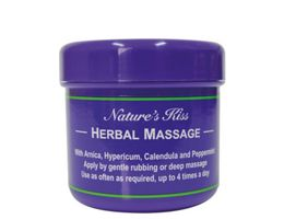 Natures Kiss Herbal Massage 90g