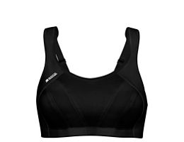 Shock Absorber Active Multi Sports Support Black