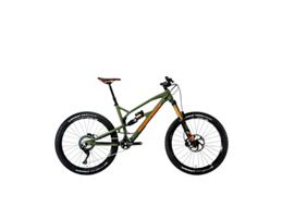 Nukeproof Mega 275 Carbon Factory Bike XT 2019