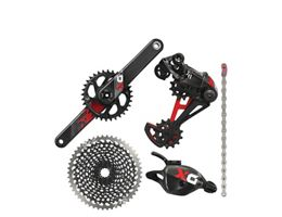SRAM X01 12sp Eagle DUB BOOST Groupset