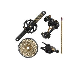 SRAM XX1 12sp Eagle DUB BOOST Groupset