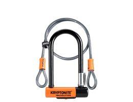 Kryptonite Evolution Mini 7 Lock & Kryptoflex Cable