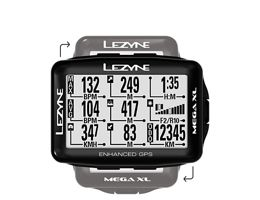 Lezyne Mega Xl GPS 2018