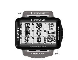 Lezyne Mega Xl GPS - Loaded 2018