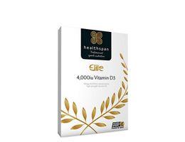 Healthspan Elite Elite Vitamin D3 4000iu