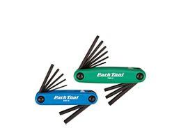 Park Tool Fold-Up Wrench Set FWS-2