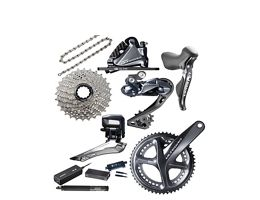 Shimano Ultegra R8000 Groupset | Chain Reaction Cycles