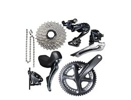 Shimano Ultegra R8020 Disc Brake Road Groupset