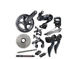 Shimano Ultegra R8020 Disc Brake Groupset | Chain Reaction Cycles