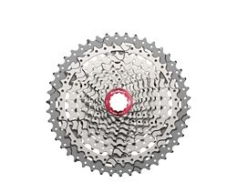 Sunrace MX3 Mountain Bike Bicycle Shimano 10 Speed Cassette 11-46T Black