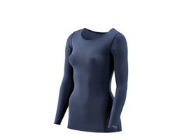 Skins Womens DNAmic Sleep Recovery LS Top AW18