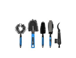 Mobi 5 Piece Bike Brush Set