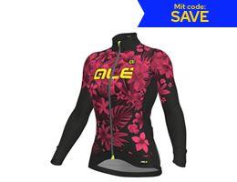 Alé Womens Sartana Micro Long Sleeve Jersey AW18