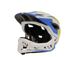 Kiddimoto Kids Full Face Helmet 2019