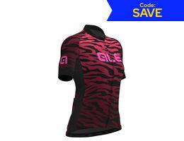 Alé Womens Zebra Short Sleeved Jersey AW18