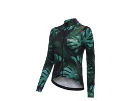 Morvelo Womens Winter Jungle Long Sleeve Jersey