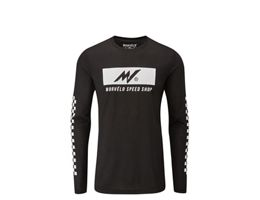 Morvelo Technical Speed Shop Long Sleeve Tee SS19