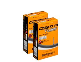 Continental 650c Quality Road Inner Tube Pack of 2