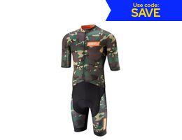 Morvelo Mono Camo Short Sleeve Speedsuit SS19