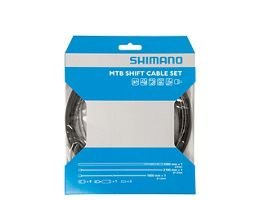 Shimano MTB Stainless Steel Gear Cable Set AU