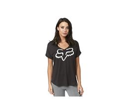 Fox Racing Womens Responded V-Neck Roll Sleeve AW19