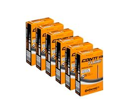 Continental Quality Road 18-25c Inner Tube 6 Pack
